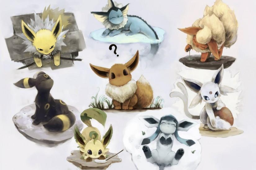 free download eevee wallpaper 1920x1200