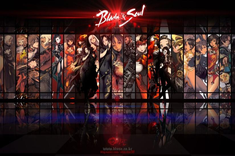 download free blade and soul wallpaper 1920x1200