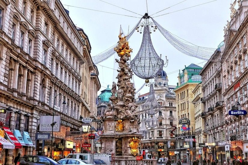 Vienna Austria Desktop #Wallpaper
