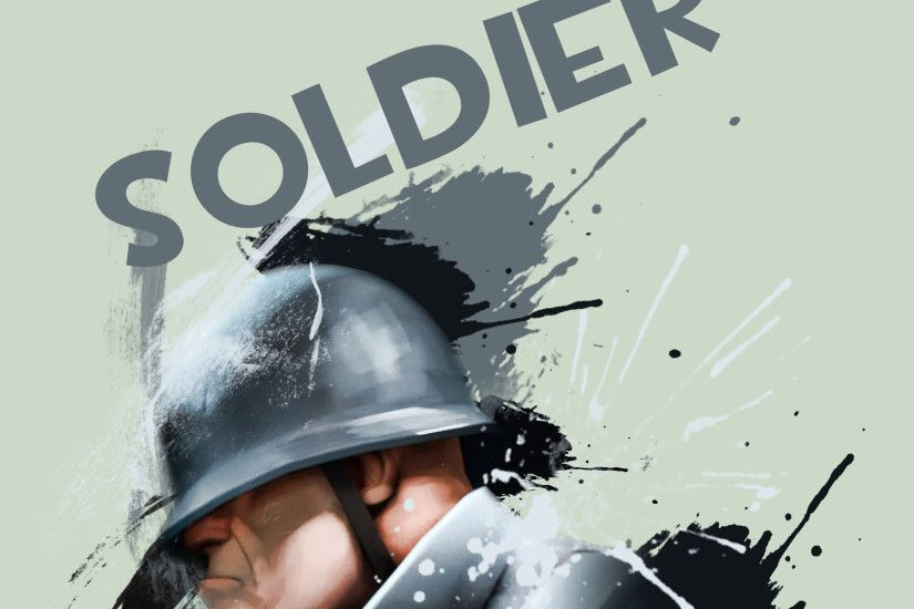 Soldier - Team Fortress 2 Wallpaper