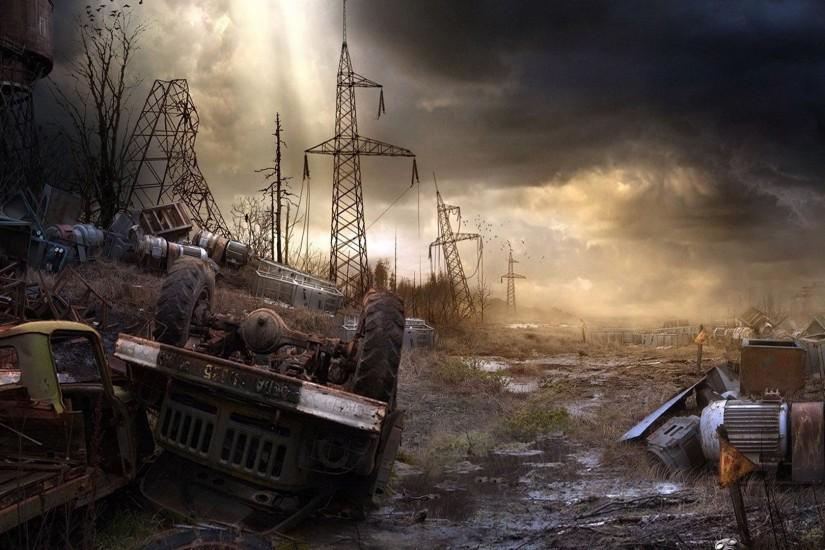 239 Post Apocalyptic Wallpapers Post Apocalyptic Backgrounds Page 3 b