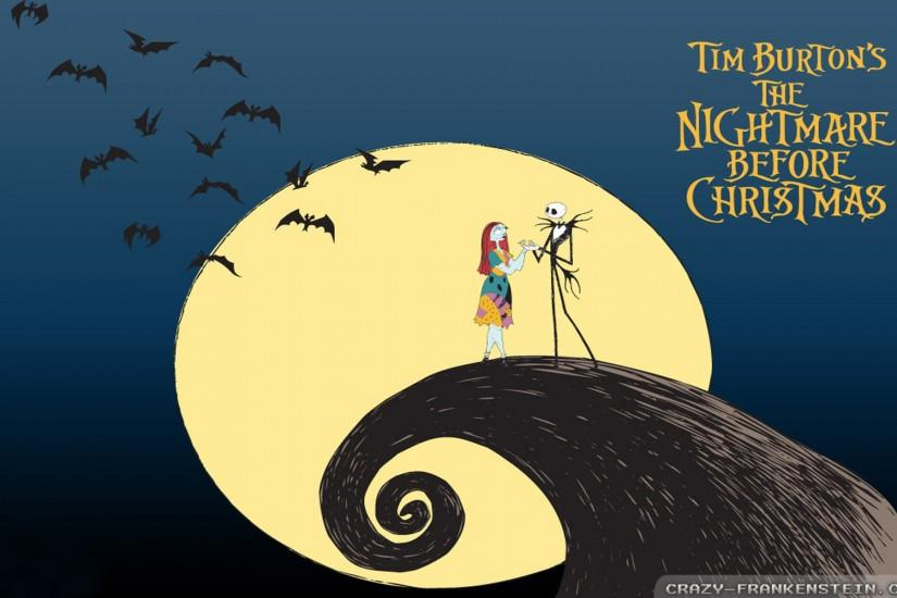 nightmare before christmas wallpaper 1920x1200 for android tablet