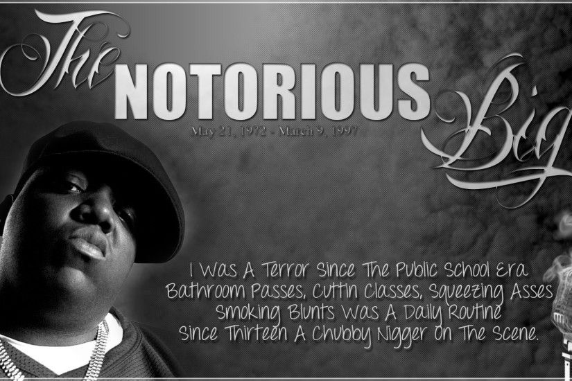 The Notorious BIG Wallpaper by Instrou-Morior on DeviantArt
