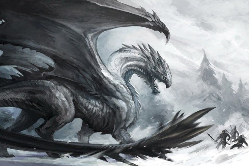 Fighting The Ice Dragon ...