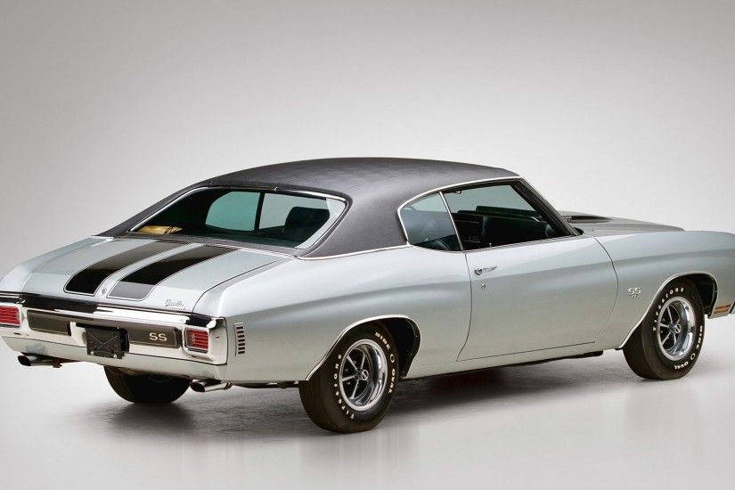 1970 Chevrolet Chevelle Ss Coupe V7 Hd Car Wallpaper
