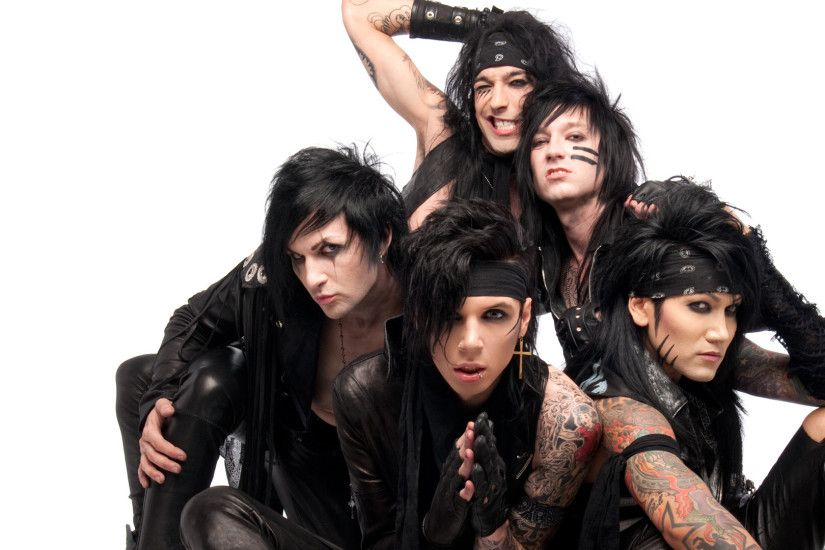 Black Veil Brides backdrop wallpaper