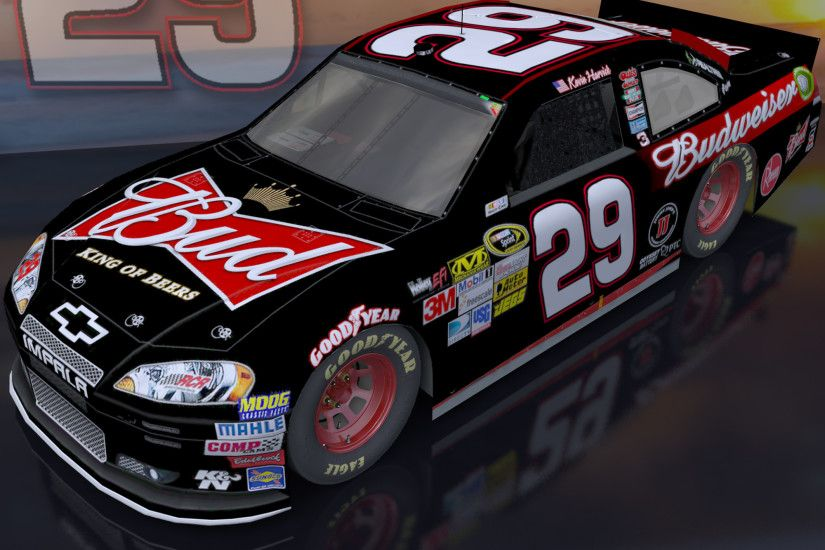 Wallpapers By Wicked Shadows Kevin Harvick Budweiser