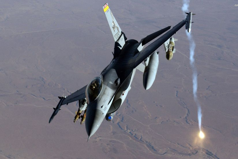 super general dynamics f 16 fighting falcon wallpaper