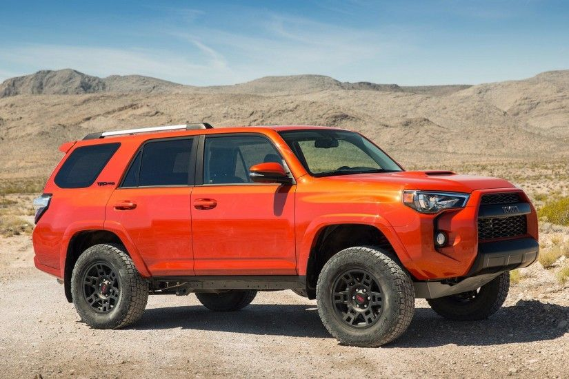 HD 2015 Trd Toyota 4runner Pro 4x4 Suv High Resolution Pictures Wallpaper