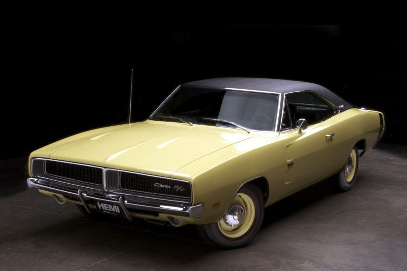 1969 Dodge Charger R T 426 Hemi Xs29 Muscle Clic D Wallpaper