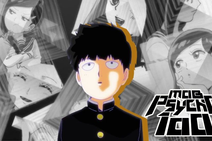 Image result for mob psycho 100 wallpaper