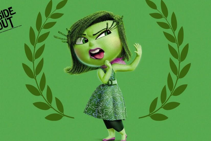 disgust inside out images Disgust Wallpaper HD wallpaper and background  photos