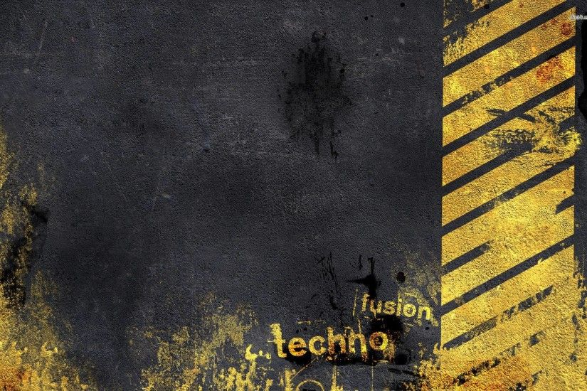 Techno fusion wallpaper - Music wallpapers - #