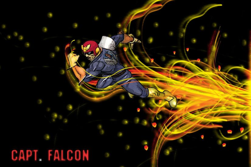 captain falcon vectored wallpaper - photo #5