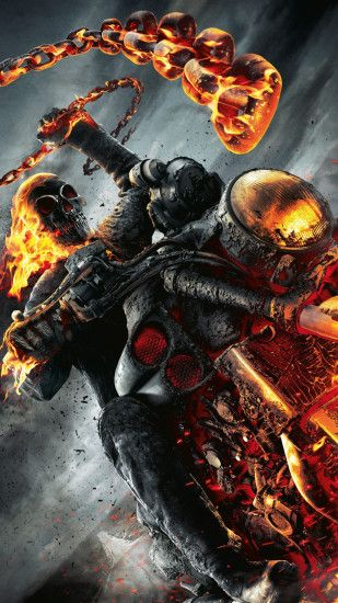 Comics Ghost Rider. Wallpaper 582652
