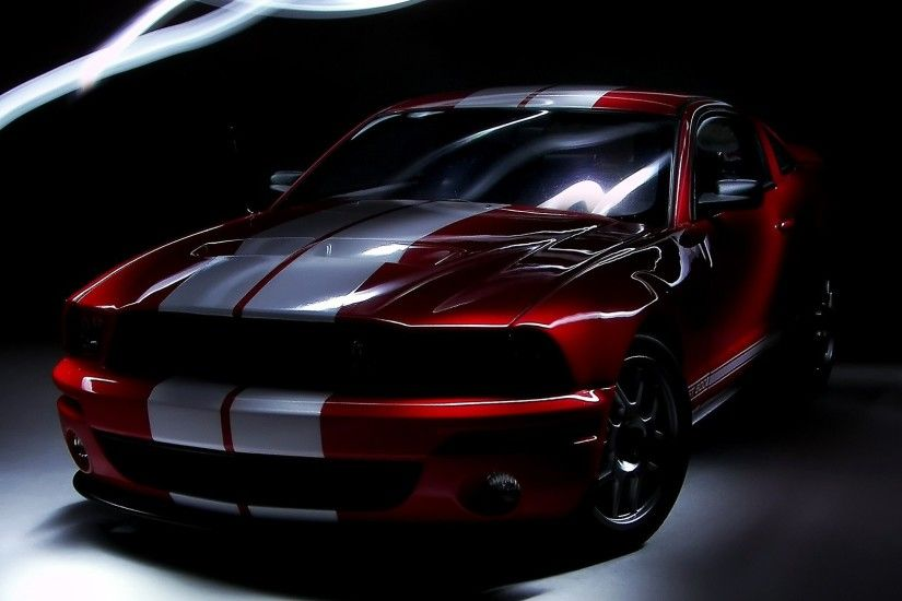 Cars Ford Mustang Shelby GT500 Vehicles