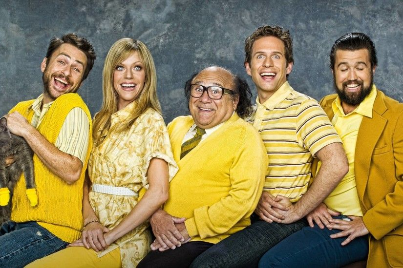 The Gangs All Here! ( It's Always Sunny ) ...