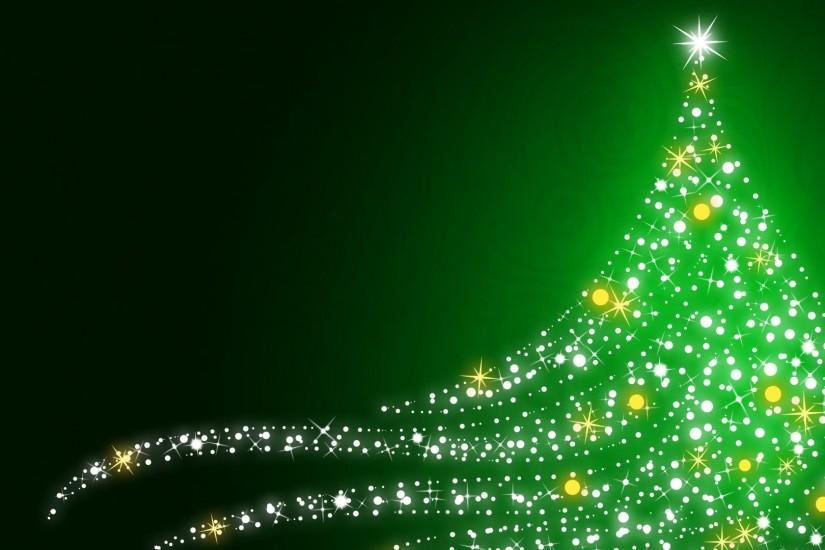 beautiful green christmas background 1920x1080 1080p