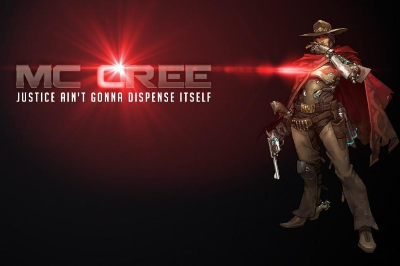 mccree wallpaper 1920x1080 windows 7
