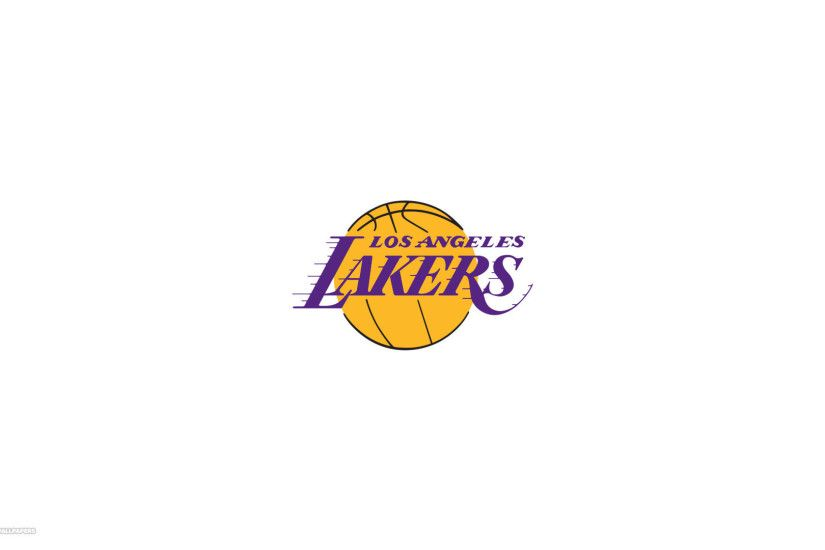 lakers small logo white background