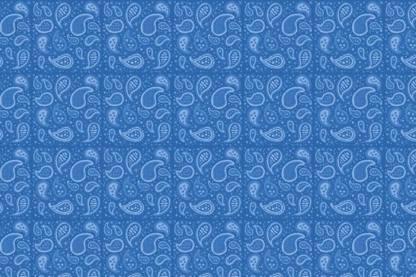 this Blue Paisley Desktop Wallpaper is easy. Just save the wallpaper .
