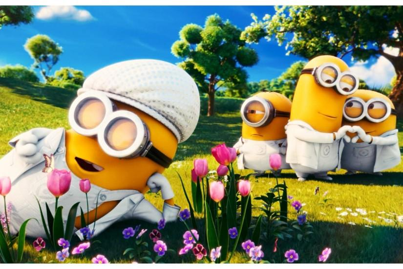 new minions wallpaper 1920x1080