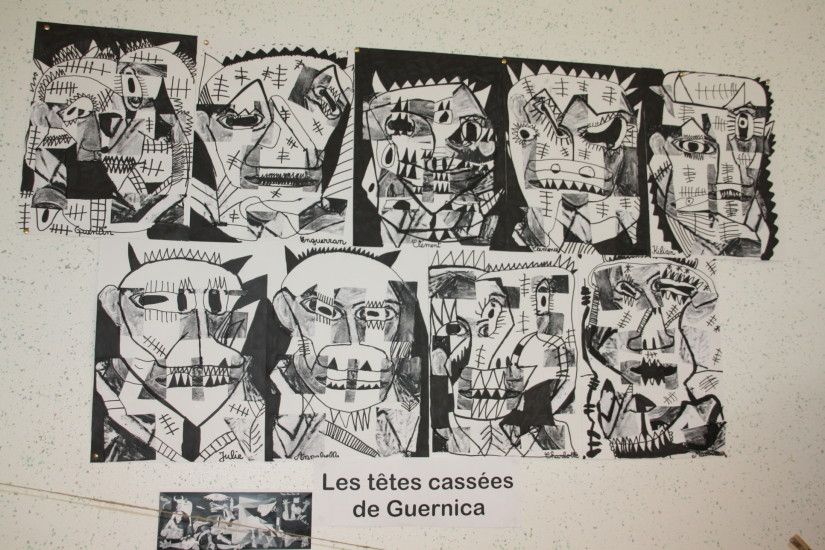 Best 25+ Tableau guernica ideas on Pinterest | Gernika, Cubisme pablo  picasso and Cubisme picasso