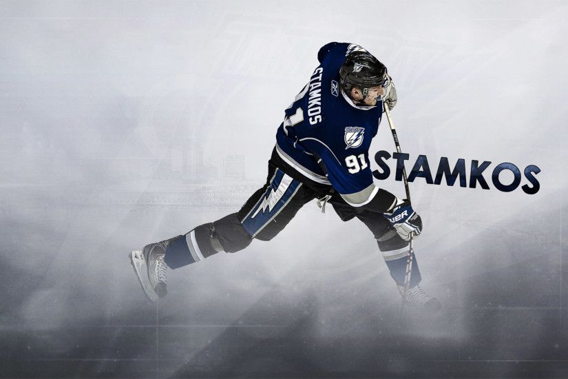 #StevenStamkos #NHL #Hockey #background #wallpaper http://www.