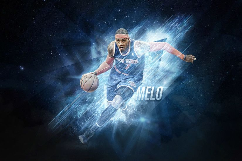 Carmelo Anthony New York Knicks Images.