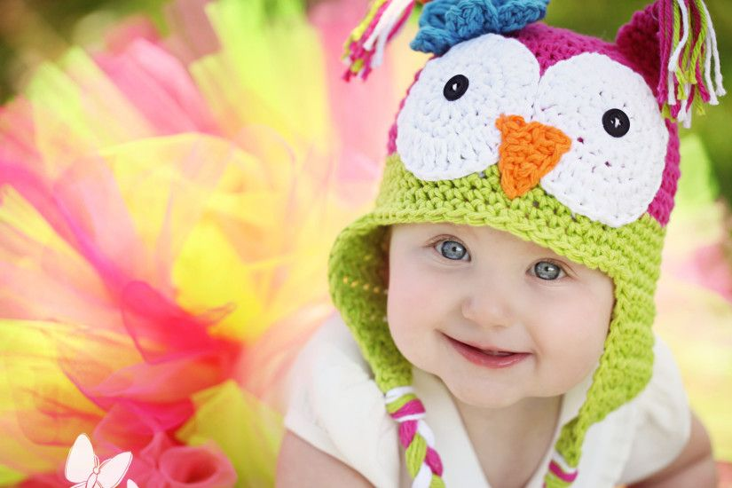 sweet baby cute smile hd wallpaper