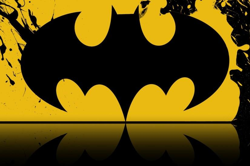 widescreen batman logo wallpaper 1920x1080 for iphone