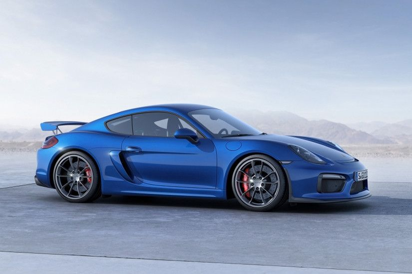 Porsche Cayman GT4 Wallpaper 47777
