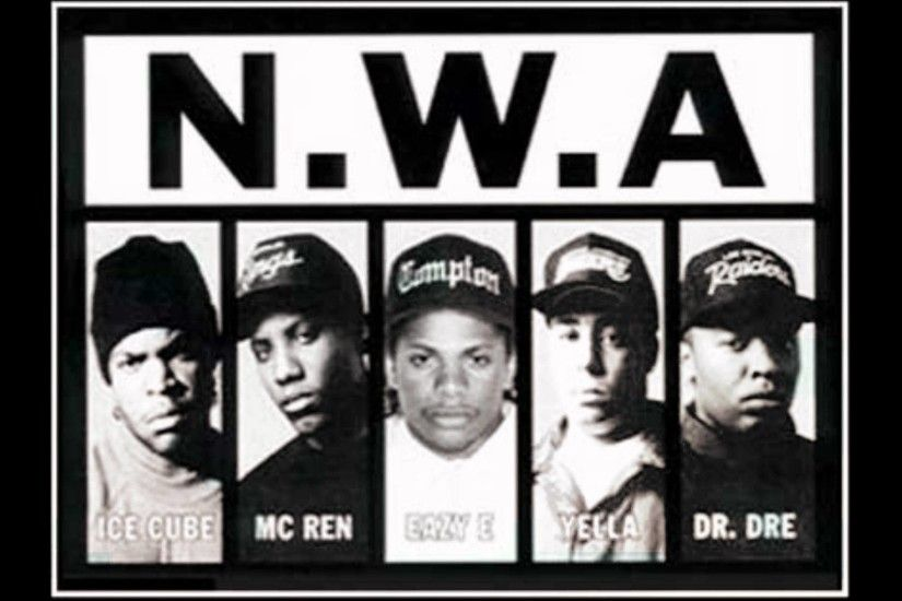 NWA Straight Outta Compton Wallpaper - Wallpapers Kid