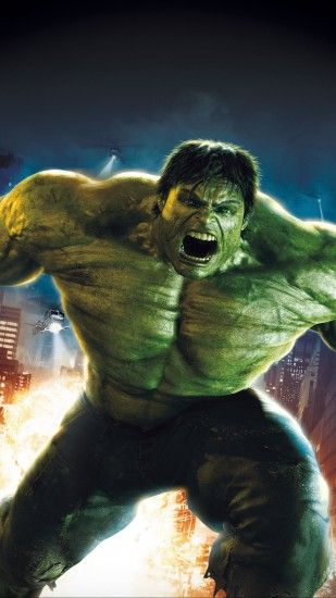 "Wallpaper for ""The Incredible Hulk"" ..."