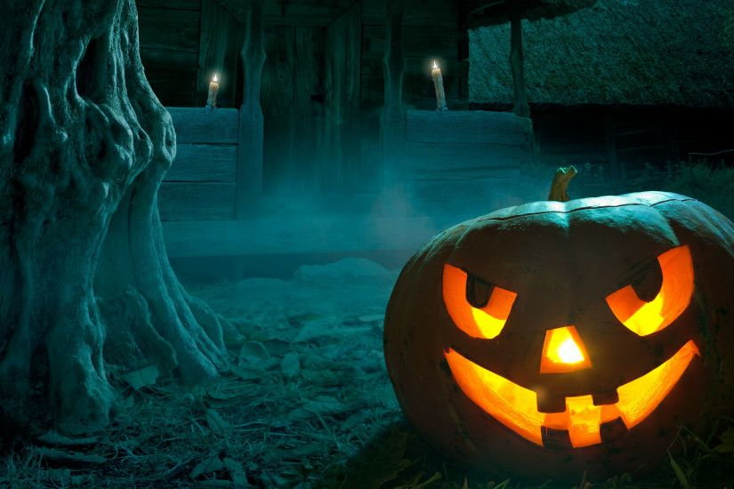Cool Jack o Lantern Wallpaper 3000×2106