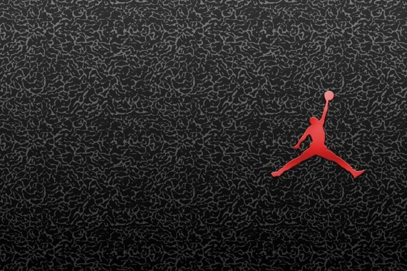 3840x2160 Air Jordan Logo Wallpaper Hd