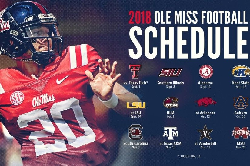 "1920x1080 Ole Miss Football on Twitter: ""BREAKING 