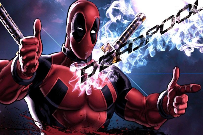 ... Cool Marvel Wallpapers Cool Deadpool Marvel Wallpapers HD ...