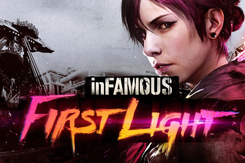 infamous first light neon