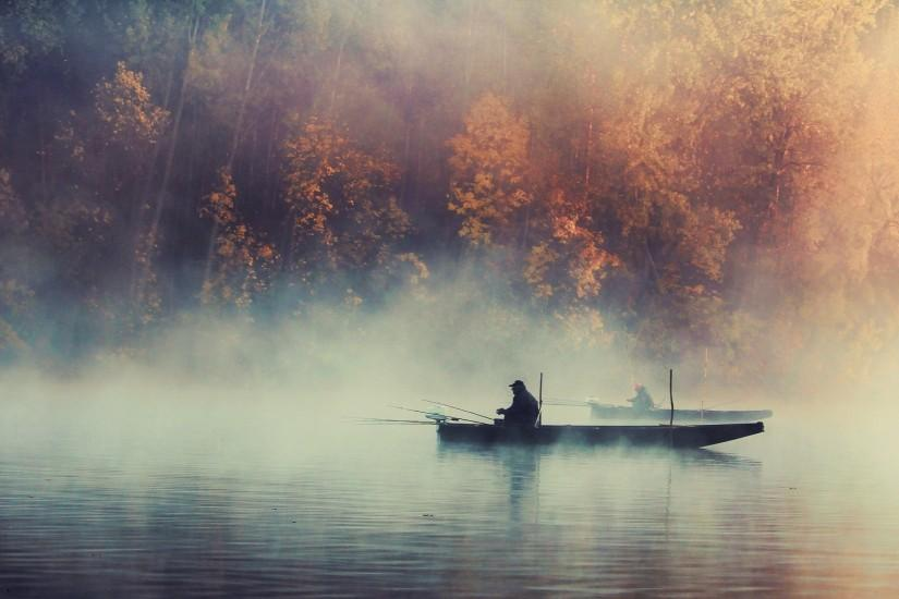 fishing wide hd wallpaper 12877
