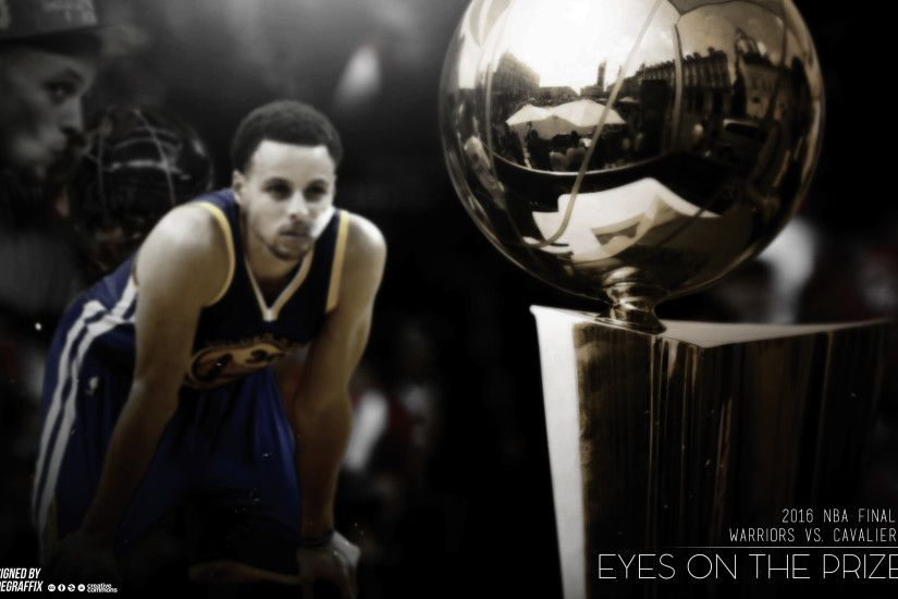 Eyes on the Prize | Stephen Curry
