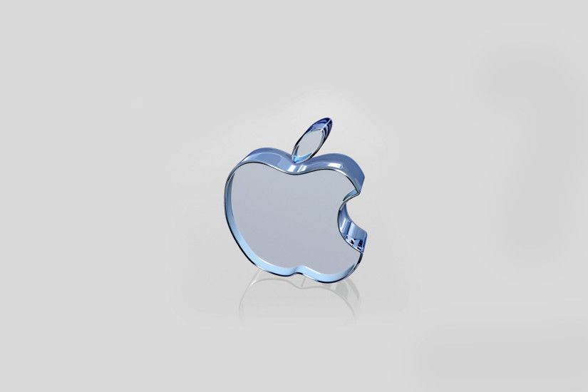 Download Free Apple 3D Wallpaper.