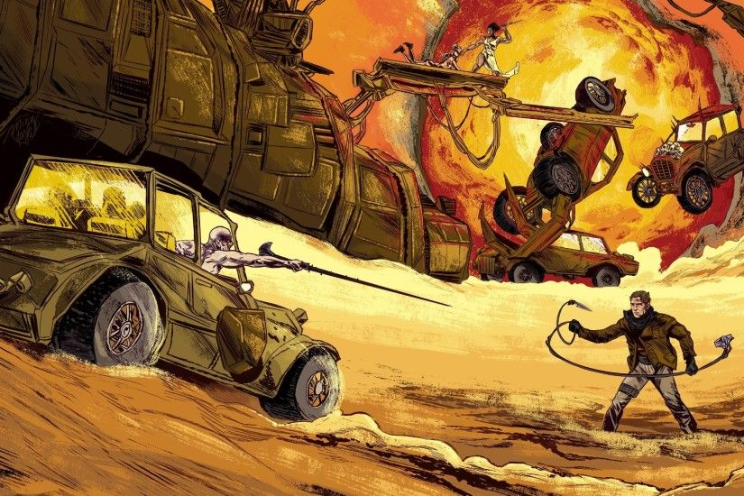 Mad Max, Mad Max: Fury Road, Movies, Car, Comics Wallpapers HD / Desktop  and Mobile Backgrounds