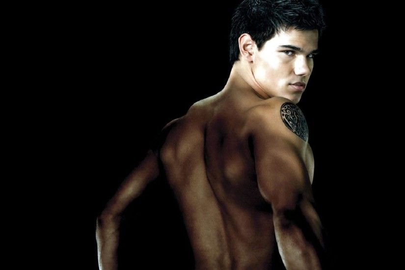 Taylor Lautner Shirtless Wallpaper Desktop Images & Pictures - Becuo