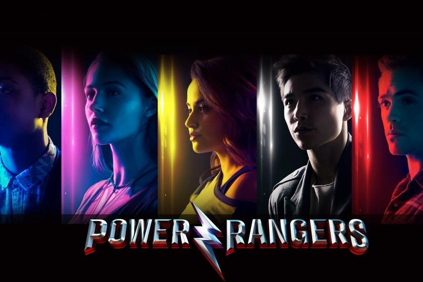 Power Rangers Movie 4K 2017