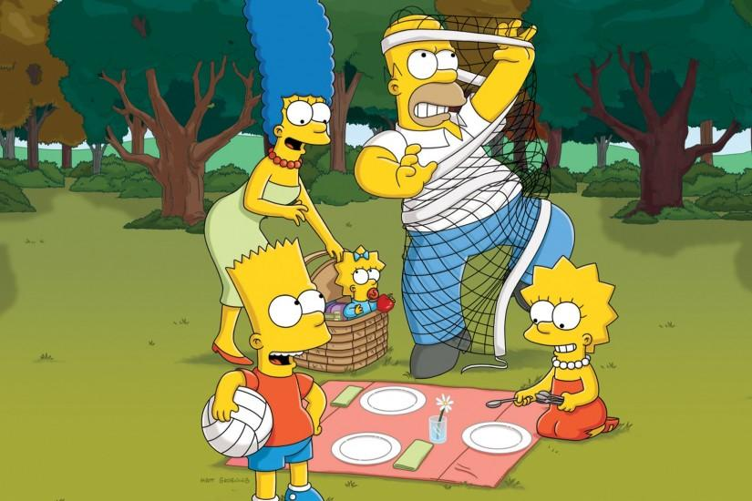 The Simpsons Wallpaper Download.