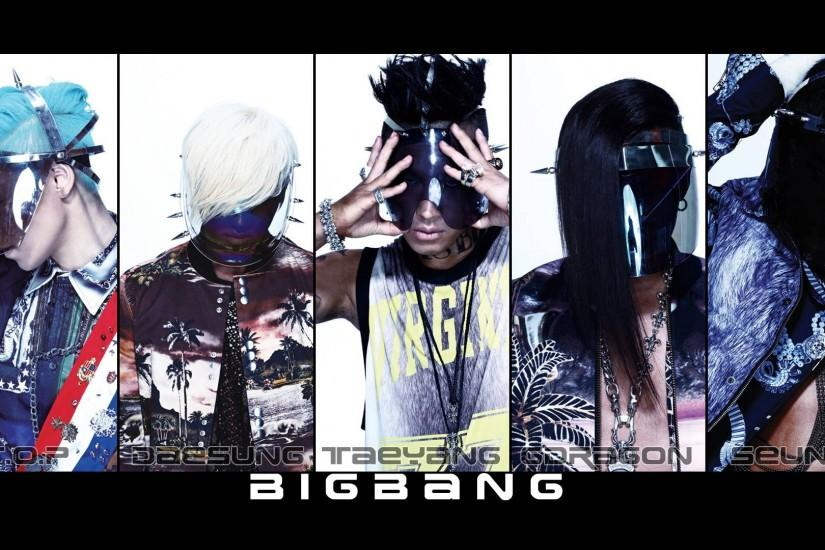Big Bang wallpaper - K-pop BOY BANDS Wallpaper