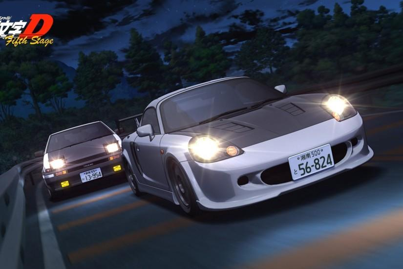 Initial D Wallpaper ① Download Free Amazing Hd Backgrounds For