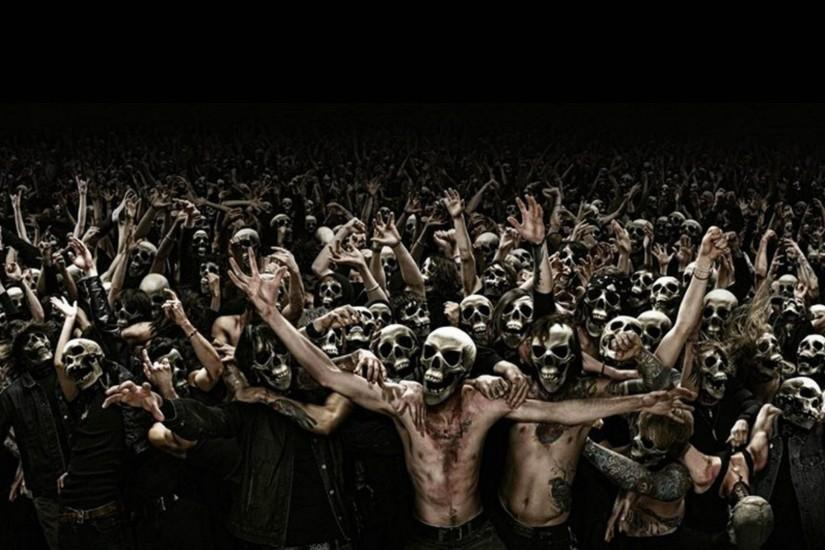 Collection of Cool Zombie Wallpapers on HDWallpapers 1920×1080 Zombie  Wallpapers HD (48 Wallpapers