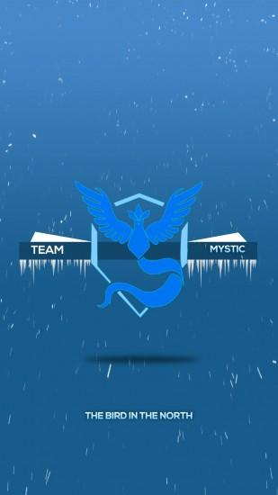 team mystic wallpaper 1440x2560 cell phone
